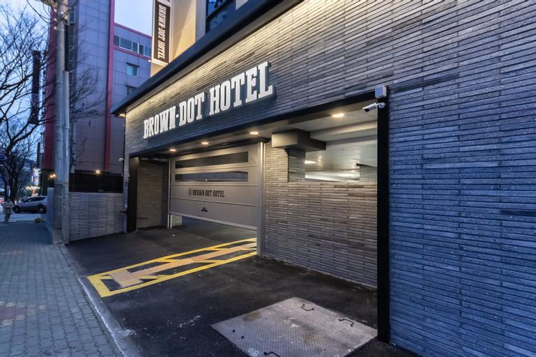 Browndot Hotel Centum, Yeonje