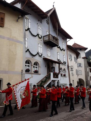 Kaiserkrone, Trento