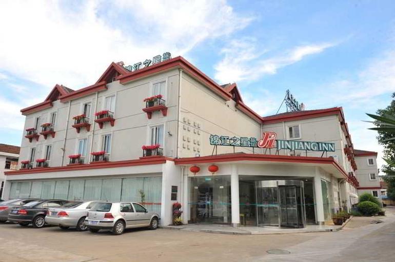 Jinjiang Inn (Jinsanjiao,Coach Station,Yixing), Wuxi
