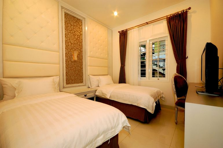 Ottenville Boutique Hotel, Bandung
