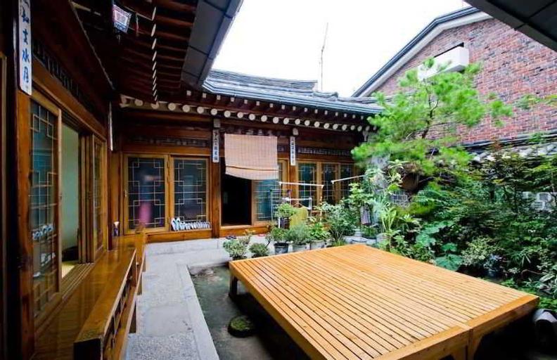 Open Guest House, Seongbuk