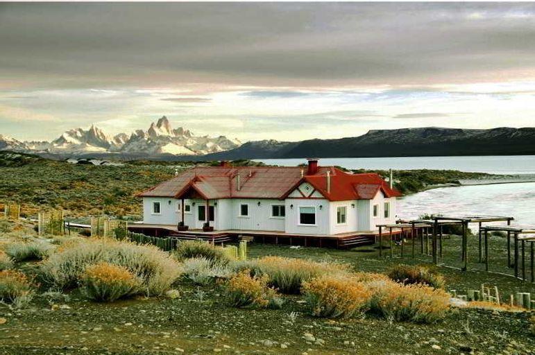 Estancia La Estela, Lago Argentino