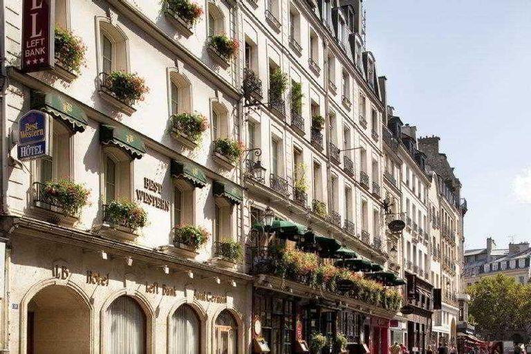 Best Western Left Bank-St. Germain, Paris