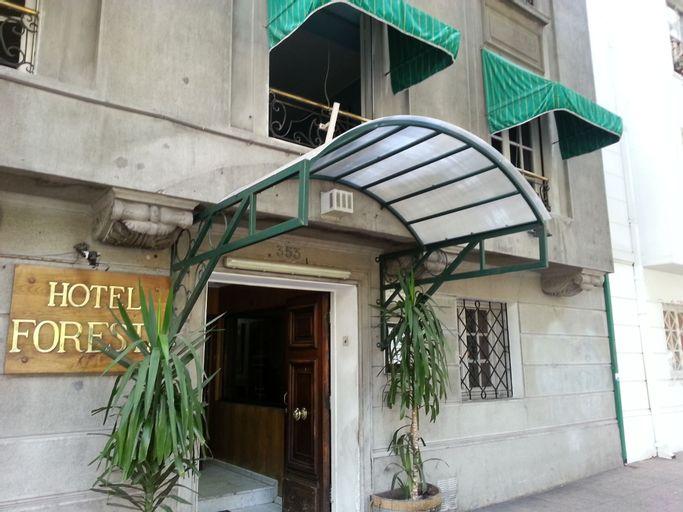 Foresta Hotel, Santiago