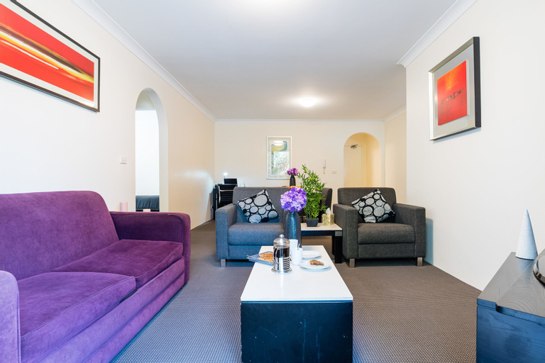 Eastwood Furnished Apartments, Ryde