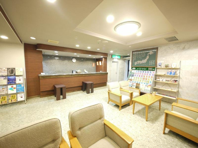 Hotel Route Inn Toyama Ekimae, Toyama