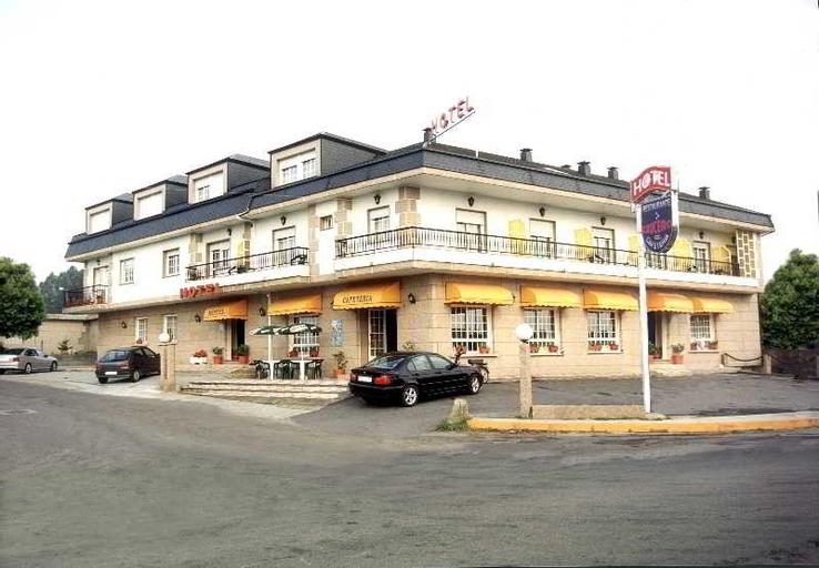 Cruceiro Hotel, Pontevedra