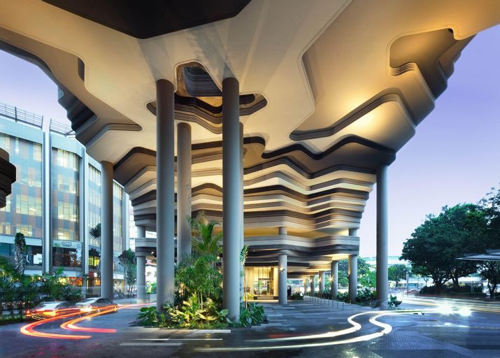 PARKROYAL COLLECTION Pickering, Singapore (SG Clean Certified), Outram
