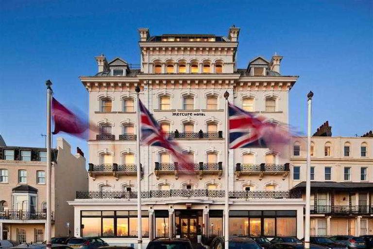 Mercure Brighton Seafront Hotel, Brighton and Hove