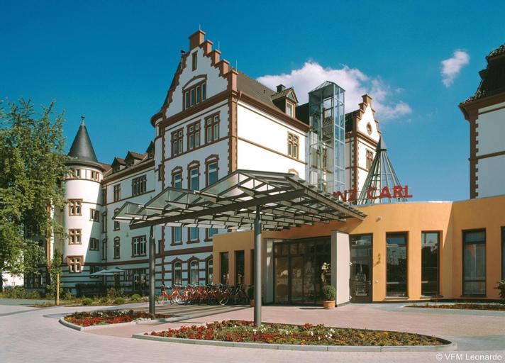 Parkhotel Prinz Carl, Worms