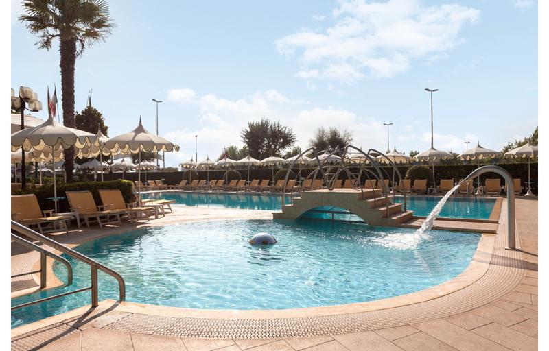 Hotel The Originals Venise Sud Bristol Chioggia, Venezia