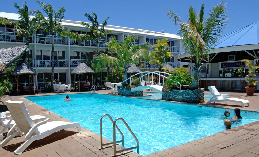 The Melanesian Port Vila Hotel, Port Vila