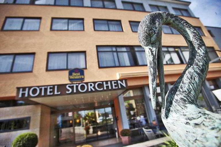 Hotel Storchen Schonenwerd, Olten