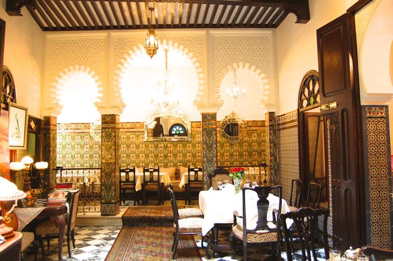 Riad El Reducto, Tétouan