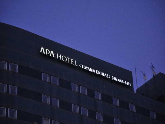 APA Hotel Toyama - Ekimae, Toyama