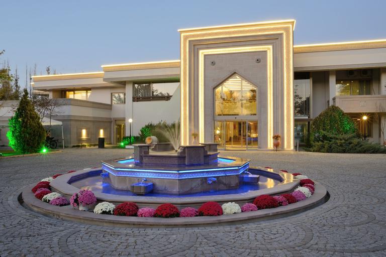 Agacli Hotel, Merkez