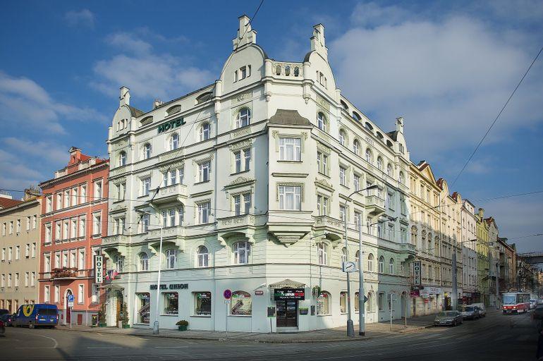 Hotel Union, Praha 5