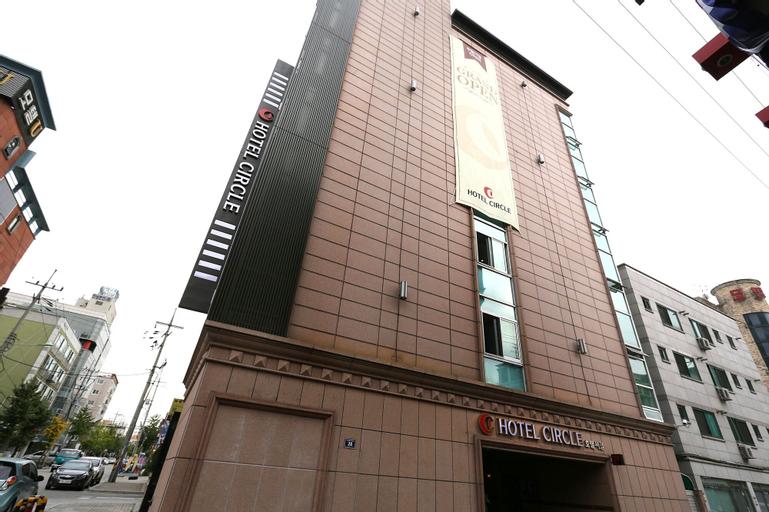 Circle Hotel Incheon, Nam