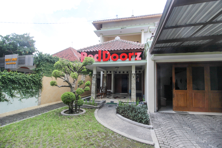 RedDoorz plus @ Tegal Panggung, Yogyakarta
