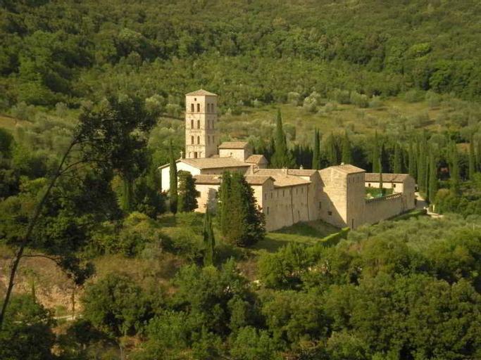 Abbazia San Pietro In Valle, Terni
