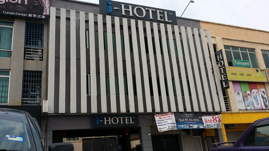 i-Hotel @ Johor Bahru, Johor Bahru