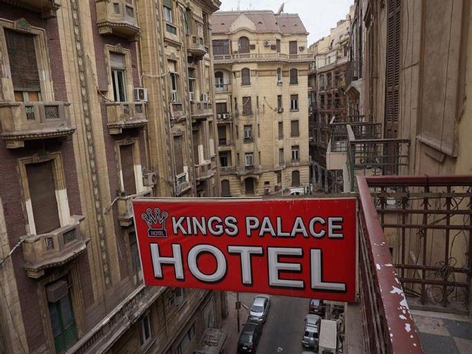 Grand Palace Hotel, Qasr an-Nil
