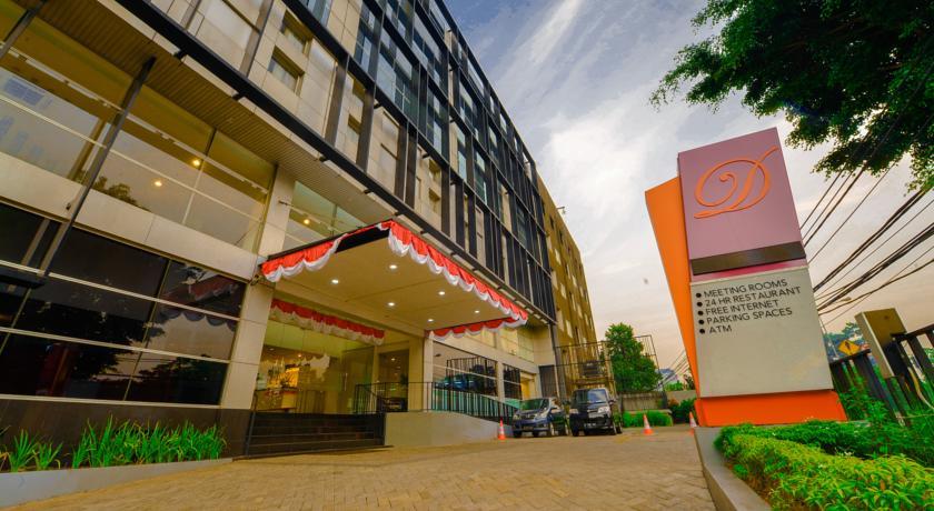 D Hotel Jakarta, South Jakarta