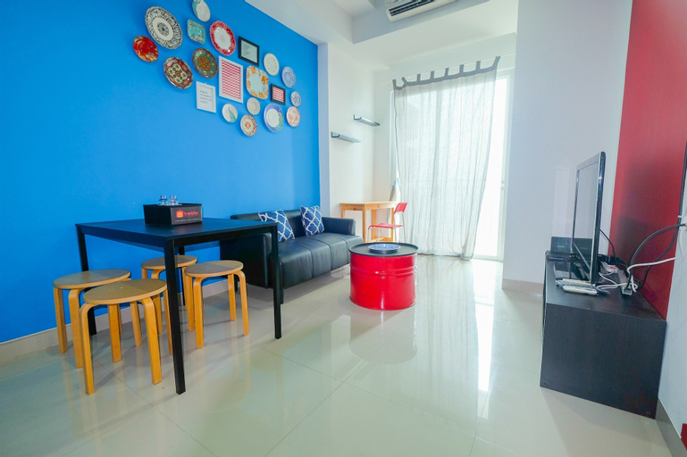 Minimalist 2BR Apartment at Springhill Terrace Residence, Central Jakarta