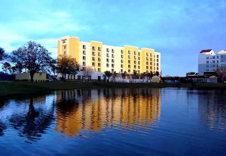 SpringHill Suites Orlando Airport, Orange