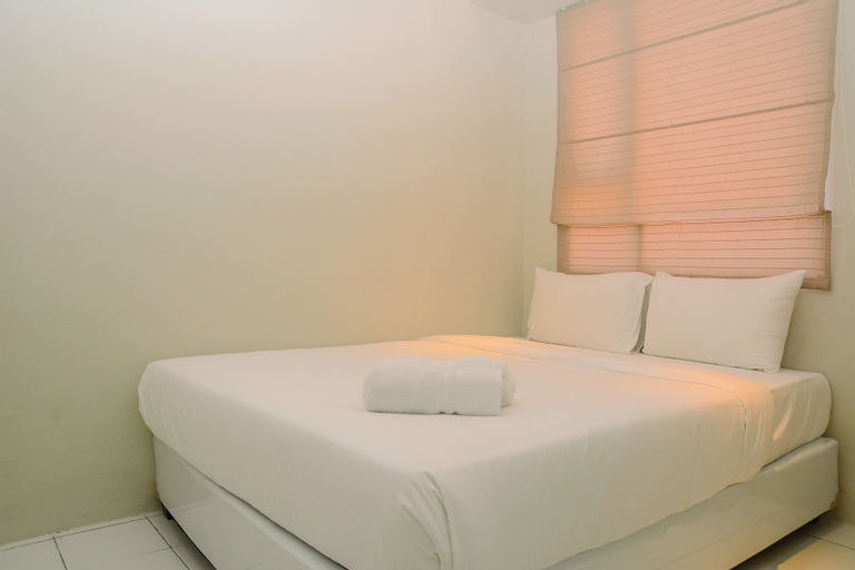 City View Studio Apartment at Menteng Square, Central Jakarta