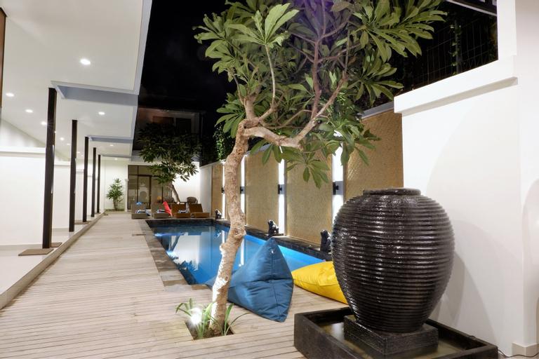 Villa & Hotel B52 Gili Air, Lombok
