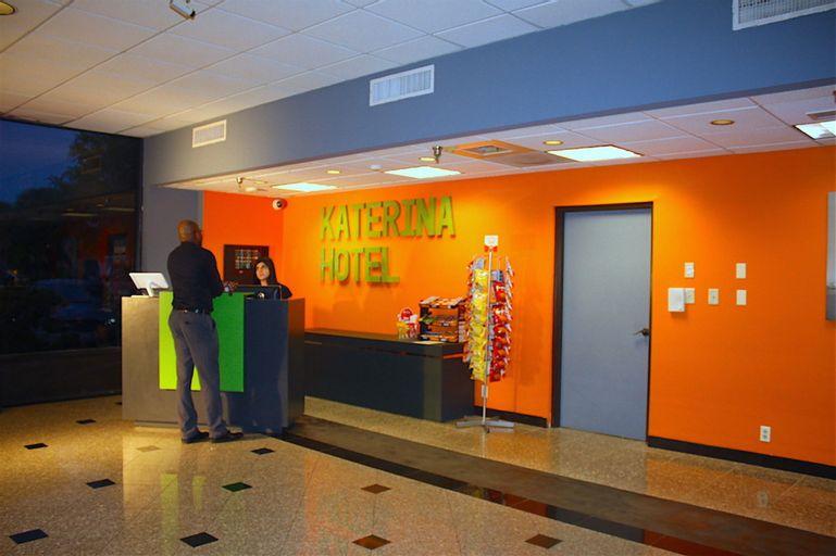 Katerina Hotel, Orange