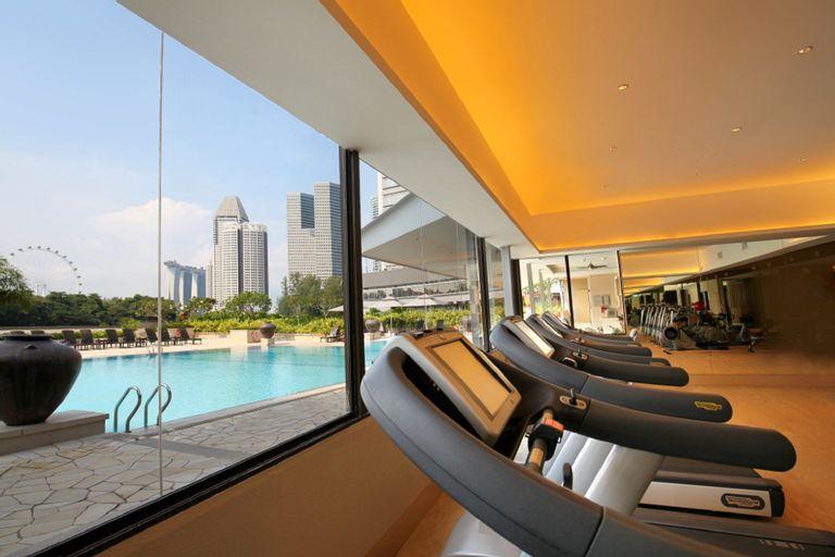 Parkroyal Serviced Suites, Singapore