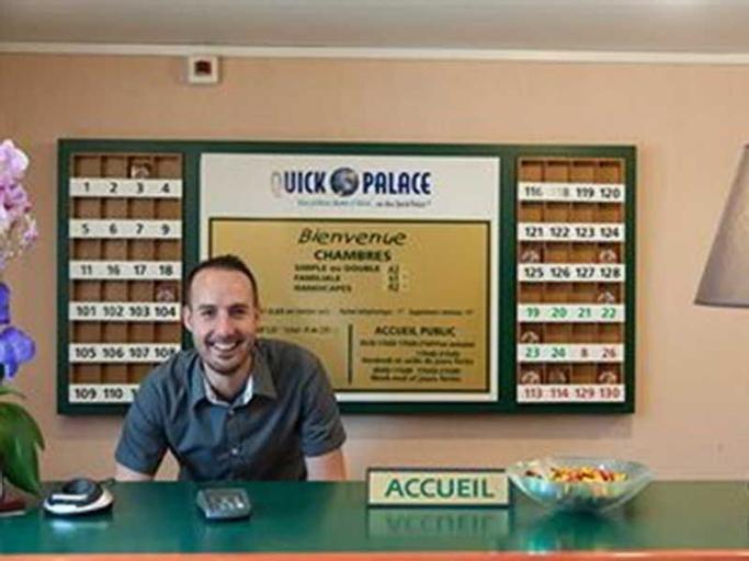 Quick Palace Pau, Pyrénées-Atlantiques