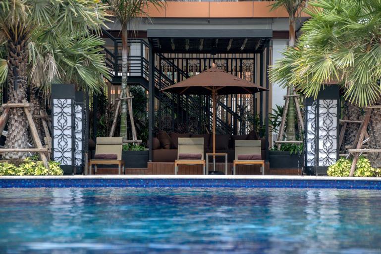 Le Meridien Suvarnabhumi, Bangkok Golf Resort & Spa, Bang Plee