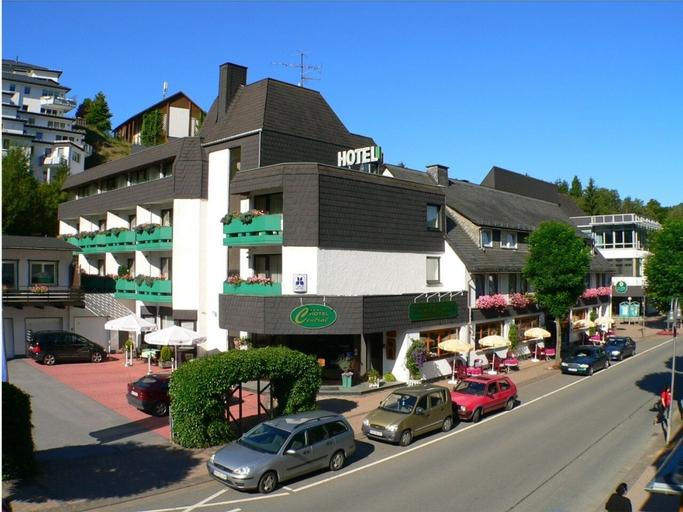 Hotel Central, Waldeck-Frankenberg