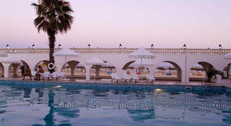 Hotel The Club, Hammamet