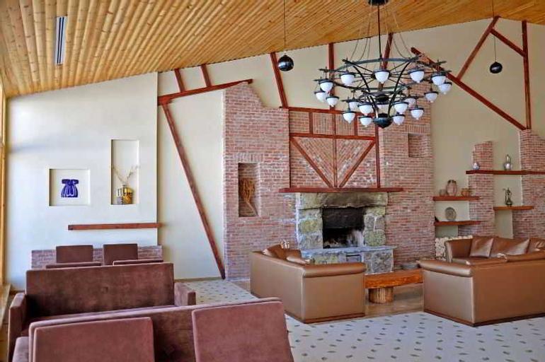 Gazelle Resort, Merkez