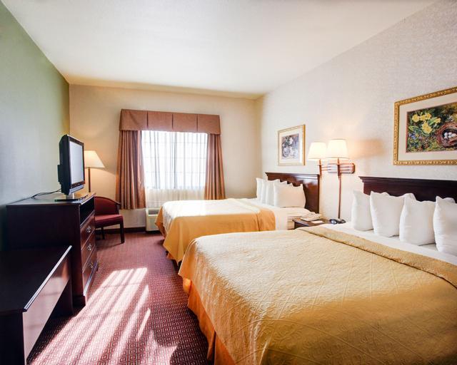 Quality Inn & Suites, Near University, McLennan