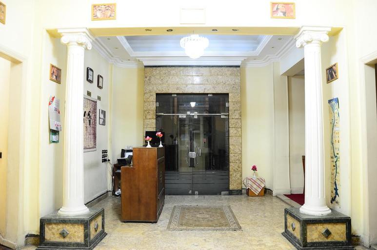 Cairo Center Hotel, 'Abdin