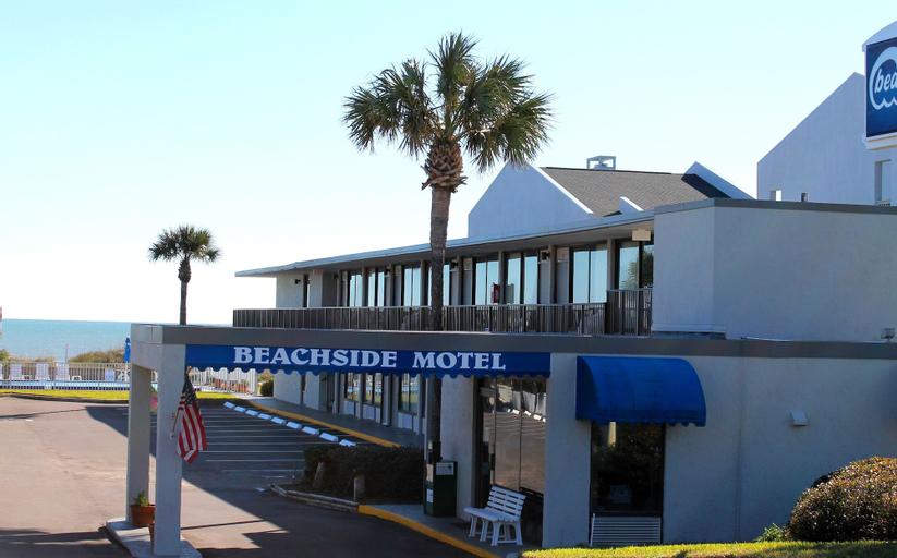 Beachside Motel, Nassau