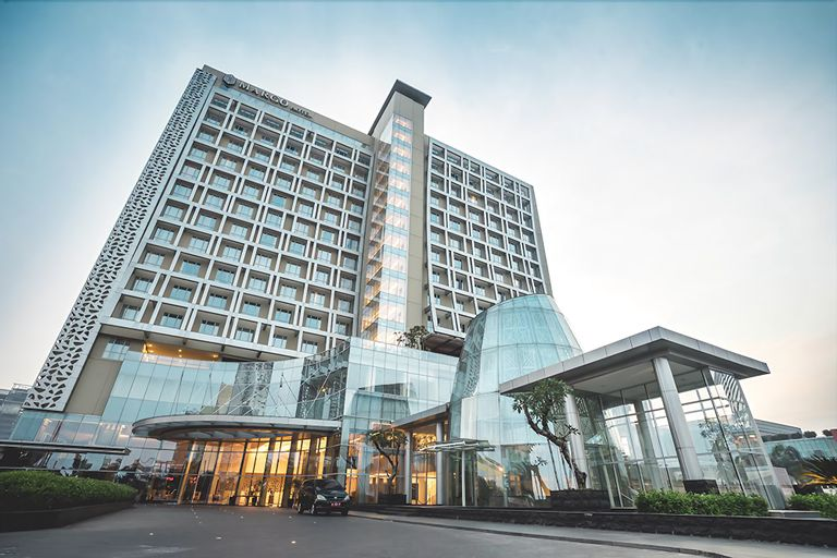 The Margo Hotel, Depok