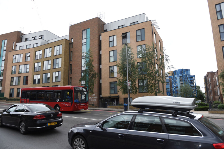 Logic Apartments Greenwich, London