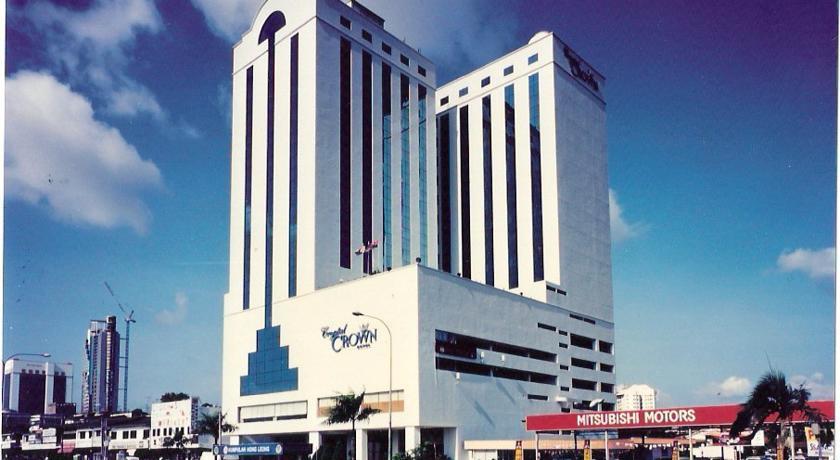 Crystal Crown Hotel, Johor Bahru