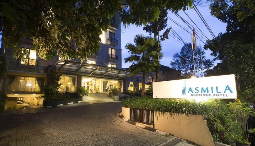 Asmila Boutique Hotel, Bandung