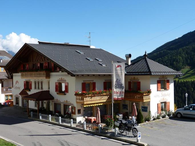Hotel Stilfserhof, Bolzano