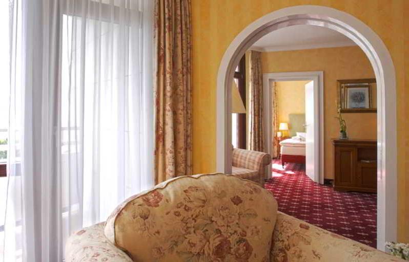 Cliff-Hotel Rügen, Vorpommern-Rügen