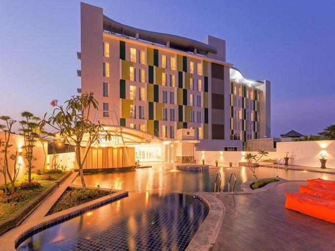 FOX HARRIS Hotel Pangkalpinang Bangka, Central Bangka