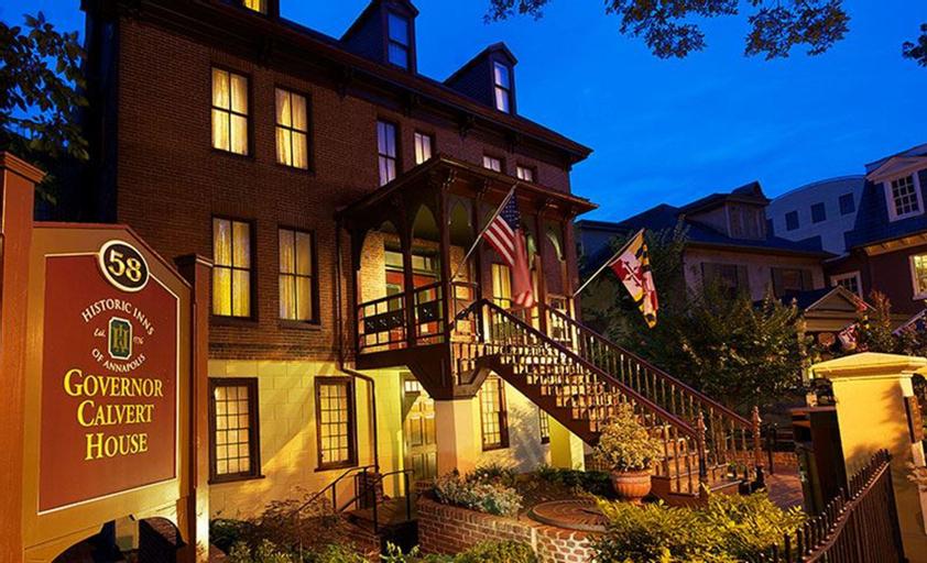 Historic Inns of Annapolis, Anne Arundel