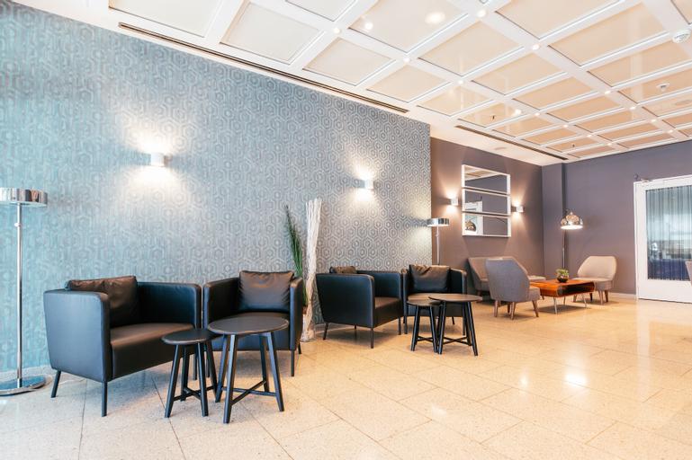 Hotel Excelsior - Central Station, Frankfurt am Main